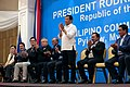 President Duterte Arrives in Myanmar and Meets with the Filipino Community 17.jpg