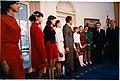 President Richard Nixon Standing in the Oval Office with Members of the Russian Soviet Women's Gymnastics Team.jpg