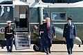President Trump Departs for Williamsburg, Virginia (48414309666).jpg
