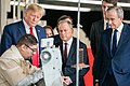 President Trump Visits the the Louis Vuitton Workshop - Rochambeau (48918529248).jpg