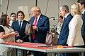 President Trump Visits the the Louis Vuitton Workshop - Rochambeau (48919057011).jpg