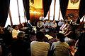 Presidente Abugattás con gremialistas de la CGTP (6790396340).jpg