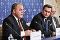 Press Conference - Bratislava Informal Parliamentary Summit 2016-10-07 (30057425402).jpg