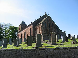 Prestonkirk Parish Church - View of Prestonkirk