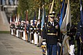Prime Minister of Italy Matteo Renzi visits Arlington National Cemetery (30397830206).jpg