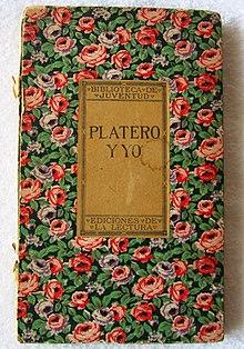 Primera edicion de 1914 de PLATERO Y YO.JPG