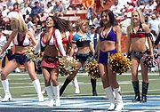 Pro Bowl 2006 cheerleaders