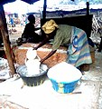 Processing of Garri (cassava flakes).jpg