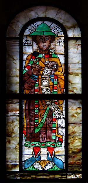 Prophet Daniel in Augsburg Cathedral