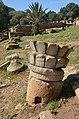 Pseudo-lotus capital outside the forum, Sala Colonia (32836861382).jpg