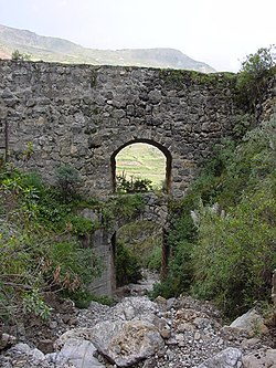 Stone bridge in Acoria