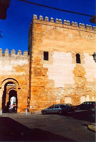 Carmona, Spain - Image: Puerta de Sevilla di Carmona