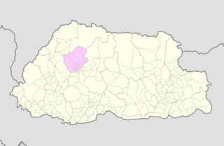 Punakha District District of Bhutan
