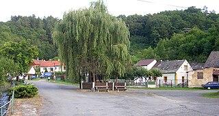 Pustověty Municipality and village in Central Bohemian Region, Czech Republic