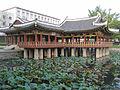 Puyong Pavilion, Haeju (5063684332).jpg