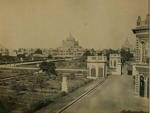 Qaisar Bagh - Qaisarbagh, Lucknow, c.1866