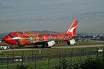 "Qantas Boeing 747-438-ER VH-OEJ ""Wunala Dreaming"" (23777775969).jpg"