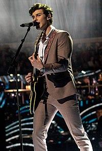 Shawn Mendes - Wikipedia