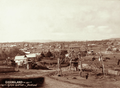 Queensland State Archives 2245 Monkland mine and surroundings Gympie Goldfield c 1897.png