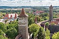 Röderschütt, Stadtmauer, vom Röderturm Rothenburg ob der Tauber 20180922 004.jpg
