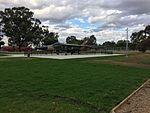 RAAF (A8-142) General Dynamics F111C gate guardian at RAAF Base Wagga (5).jpg