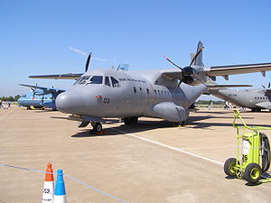 CASA/IPTN CN-235 - Royal Malaysian Air Force