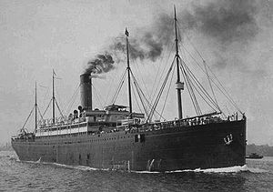 RMS Republic (1903) - Image: RMS Republic