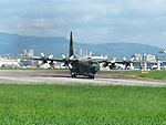 ROCAF C-130H 1316 Taxiing at Songshan Air Force Base 20150908c.jpg