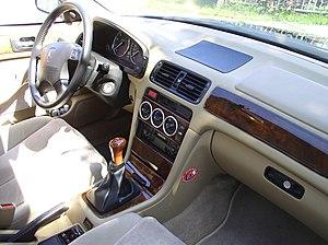 Rover 600 Series - Rover 620i Interior