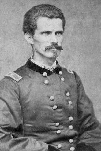 97th Indiana Infantry Regiment - Robert F. Catterson, 1865