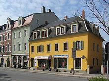Wohn und gesch ftshaus moritzburger stra e 3 radebeul wikipedia - Architekt radebeul ...