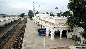 Gujranwala - Gujranwala railway station