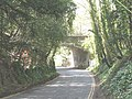 Railway bridge over Thurnham Lane - geograph.org.uk - 777935.jpg