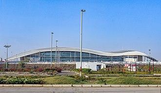 Raja Bhoj Airport - New Terminal of the airport