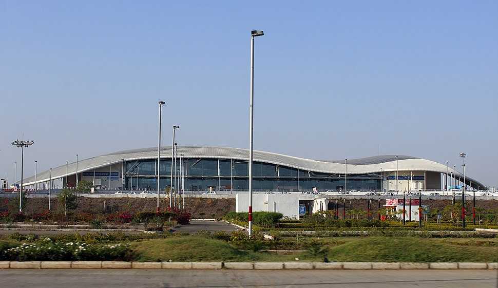 Raja Bhoj International Airport (BHO) Bhopal India