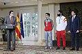 Rajoy recibe al equipo español que ha participado en los JJOO de Invierno 05.jpg