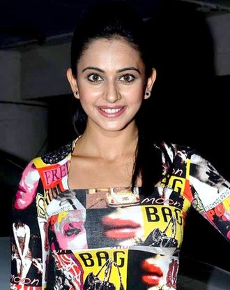 Rakul Preet Singh - Rakul Preet Singh at Baqar's spinnathon in January 2014 during the promotions of Yaariyan