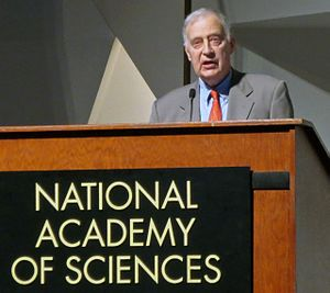 Ralph Cicerone - Cicerone speaking at the NAS Building in 2013