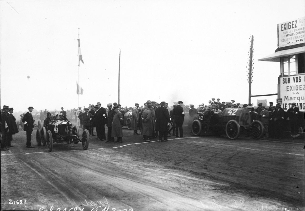 file ralph depalma fiat and fred burgess calthorpe at the 1912 french grand prix at dieppe. Black Bedroom Furniture Sets. Home Design Ideas