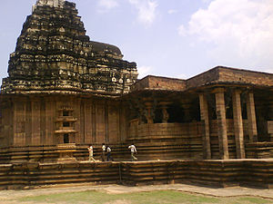 The great architectural marvel, Ramappa temple...