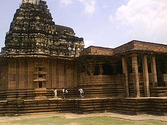 Kakatiya dynasty - Ramappa Temple.