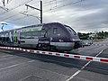 Rame TER Passage Niveau 3 Ligne Mâcon Ambérieu Crottet 1.jpg