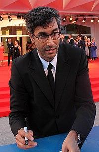 Ramin Bahrani, 2014 Venice International Film Festival.jpg