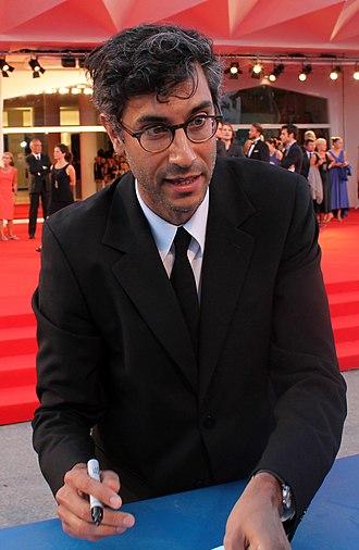 Ramin Bahrani - Bahrani at the 2014 Venice International Film Festival