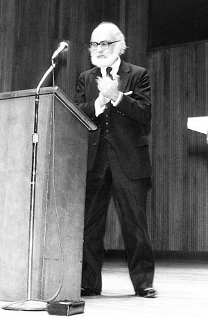 James Randi - Randi speaks at the 1983 CSICOP Conference in Buffalo, NY