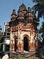Rasmancha of Saptarath Sridharajiu Deul temple at Palashpai under Pashim Medinipur district in West Bengal 15.jpg