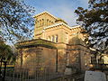 Rear view of the Italian Lodge, Birkenhead Park.jpg
