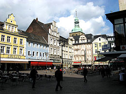 Rynek we Recklinghausen