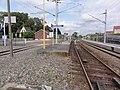 Recquignies (Nord, Fr) la gare.JPG