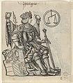 Recto of a Sheet with Maximilian, from The Genealogy of Emperor Maximilian I MET DP835407.jpg